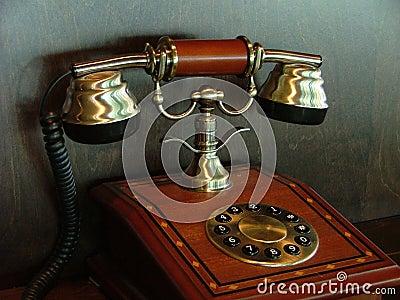 Ancient telephone