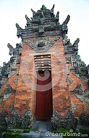 Ancient temple, Batuan, Bali