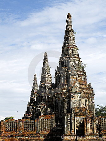 Ancient Temple Ruin