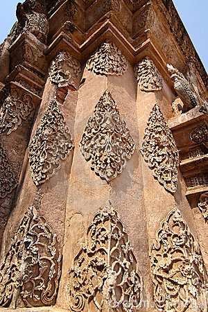 Ancient Thai Bas-Relief
