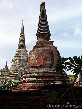 Ancient Thai Temples