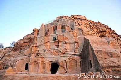 Ancient tomb in Jordan