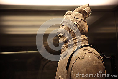 Xi an Terracotta Warriors in China