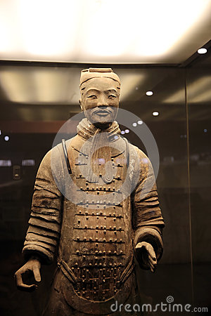 Xi an Terracotta Warriors in China