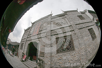The Ancient town of FuRong