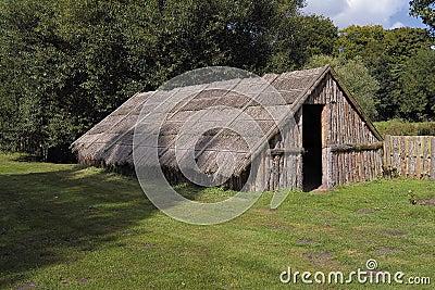 Ancient tribal dwelling
