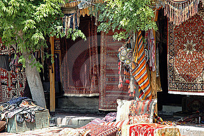 Ancient Turkish carpets, Anatolia
