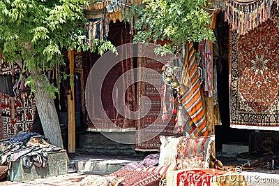 Ancient Turkish carpets, Anatolia