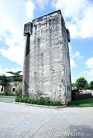 ancient turret