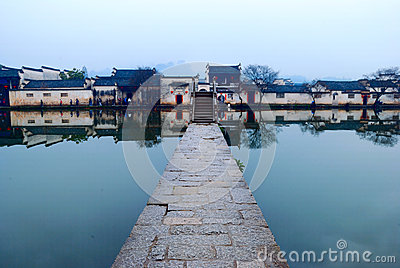 Ancient village of China