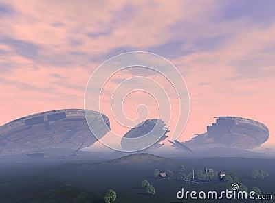 Ancient Visitors 4