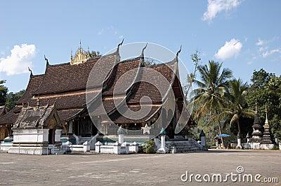 Ancient Wat Xieng Thong, Laos