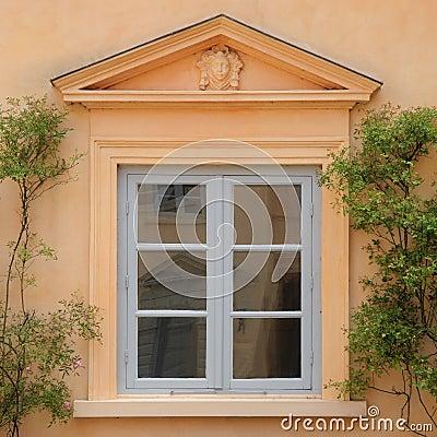 Free Ancient Window Royalty Free Stock Photos - 20278798