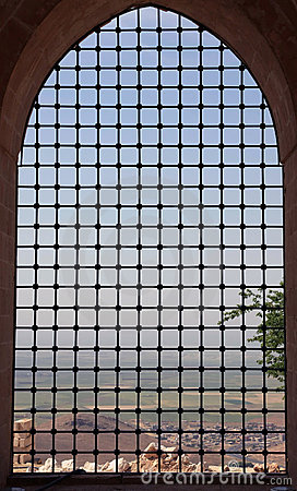 Ancient Window, Mardin.