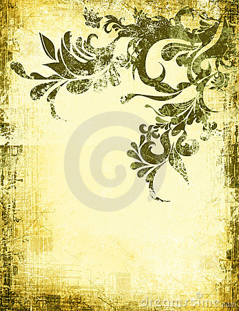 Free Ancient Worn Look Grungy Wallpaper Royalty Free Stock Photography - 733777