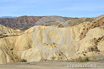 ANDALUSIA DESERT