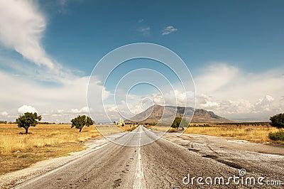 Andalusian road