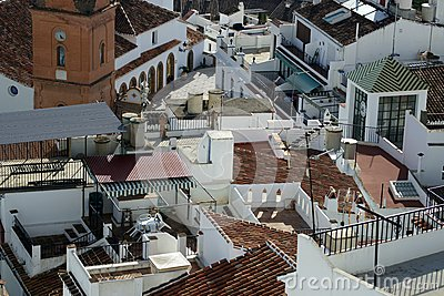 Andalusian Rooftops