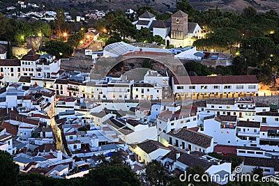 Andalusian village Mijas Pueblo