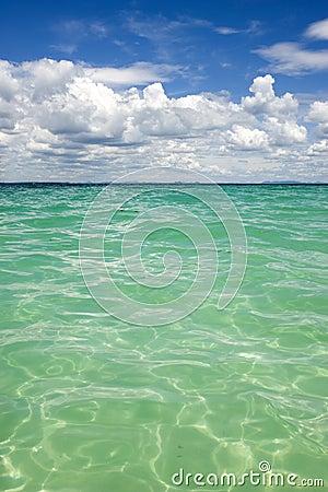 Andaman waters