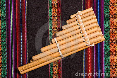 Andean wind musical instrument