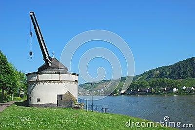 Andernach,Rhein,Rhine Valley,Germany