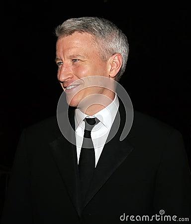 Anderson Cooper Editorial Image