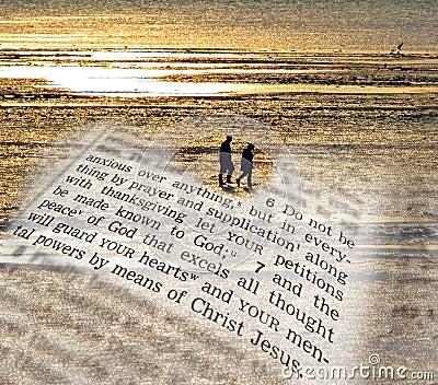 Andlig fred av varar besvärad