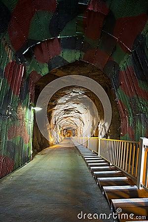 Andong Tunnel Entrance
