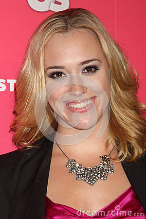 Andrea Bowen Editorial Stock Image