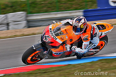 Andrea Dovizioso - 4 Editorial Stock Image