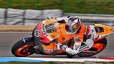 Andrea Dovizioso - 4 Immagine Stock Editoriale
