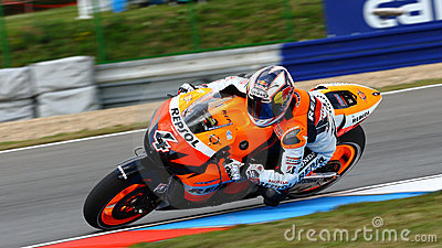 Andrea Dovizioso 4 Editorial Stock Photo