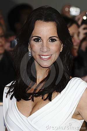 Andrea Mclean Editorial Photo