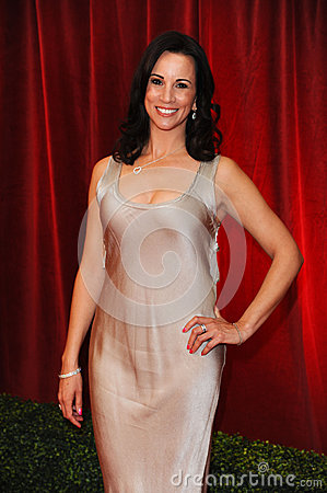 Andrea Mclean,Andrea Will Editorial Photo