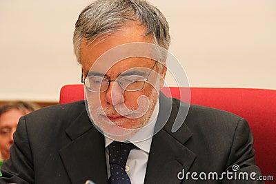 Andrea riccardi Editorial Image