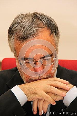 Andrea riccardi Editorial Photo