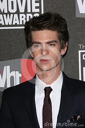 Andrew Garfield Editorial Stock Photo