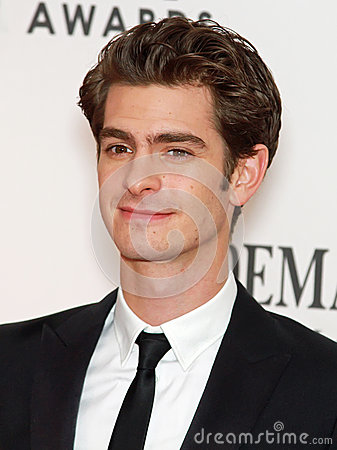 Andrew Garfield Editorial Image