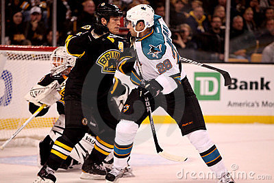 Andrew Murray San Jose Sharks Editorial Stock Image