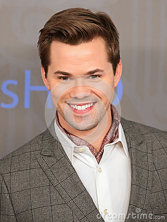 Andrew Rannells Editorial Photography
