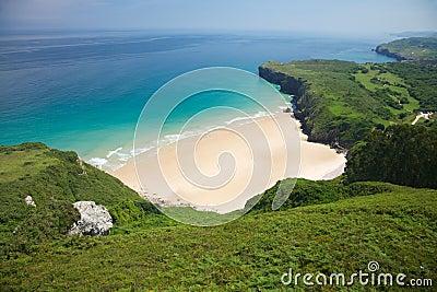 Andrin beach