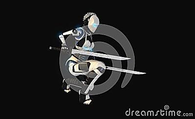 Androïde karakter