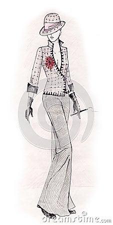 Free Androgynous Fashion Stock Photos - 5370573
