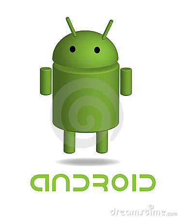 Android bot Editorial Image
