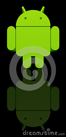 Android logo Editorial Photo