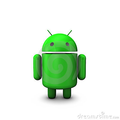 Android Robot Editorial Image
