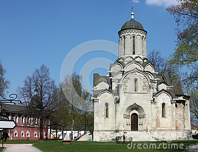 Andronikov Monastery,Moscow,Russia