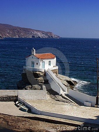 Free Andros, Greece Royalty Free Stock Photo - 3180065