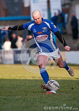 Andy Ballard Editorial Image